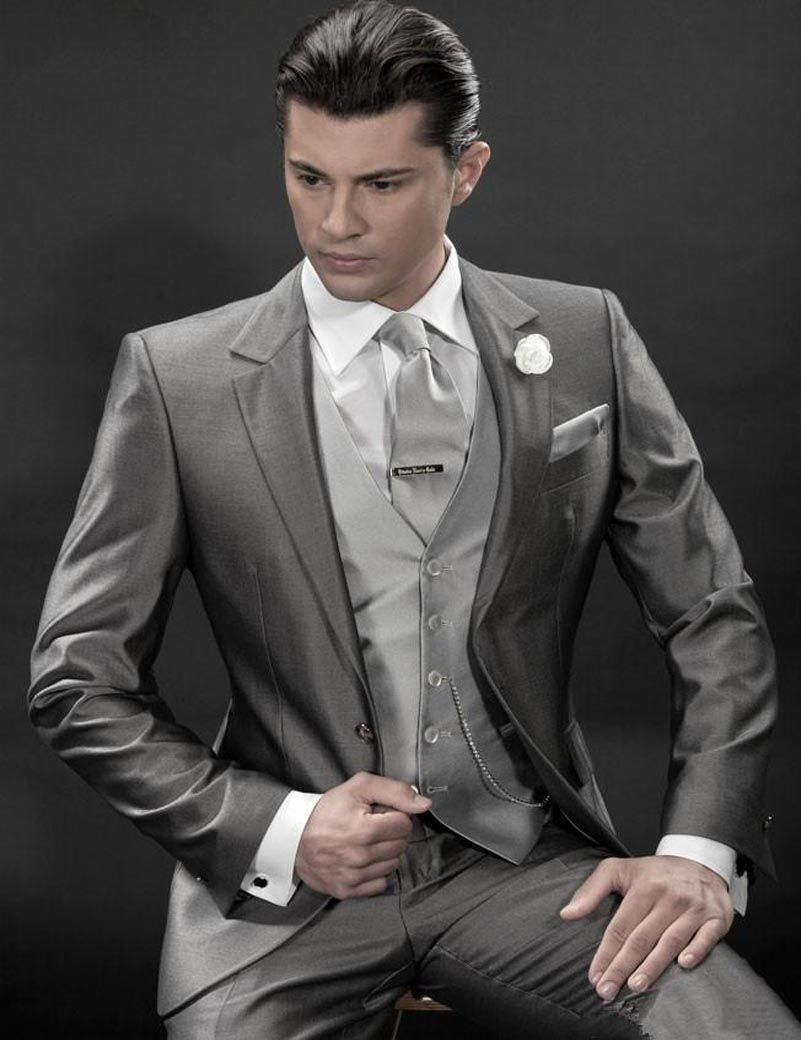 For Men White Suits Suits Mens Suit For Weddings Tuxedo For Gentle ...