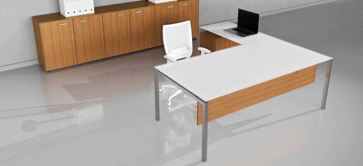 Fly Desk Caisson Bureau Bureau Fly Table Basse Rangement