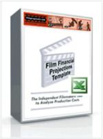 Independent Film Production Film Financial Projection Template