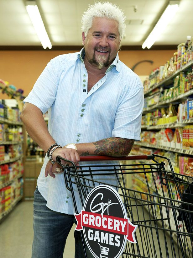 Guy's #GroceryGames takes the competition to the supermarket starting October 20 at 8p|7c.