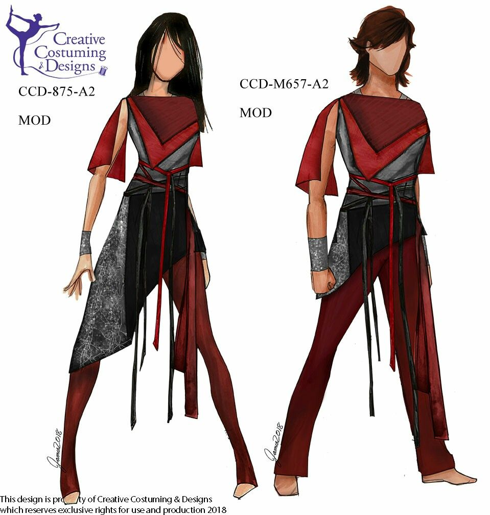 Break Free: the machine | Color Guard | Color guard costumes