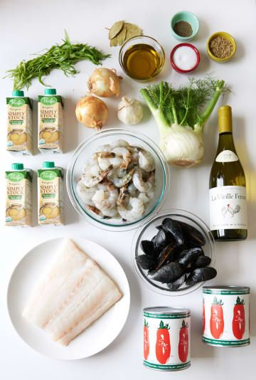 How To Make A Seafood Stew To Warm Every Heart #seafoodstew