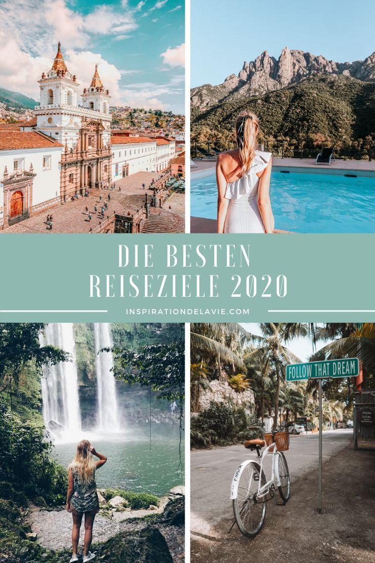 Die besten Reiseziele und Reisetrends 2020: Wohin Reisen im nächsten Jahr