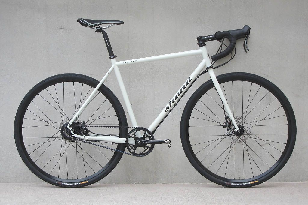 Stoater Rohloff Bike With Disc Brakes Carbon Beltdrive Shand