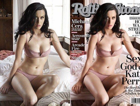 Unfassbar, wie diese 15 Frauen ohne Photoshop aussehen würden. So werden wir angelogen.