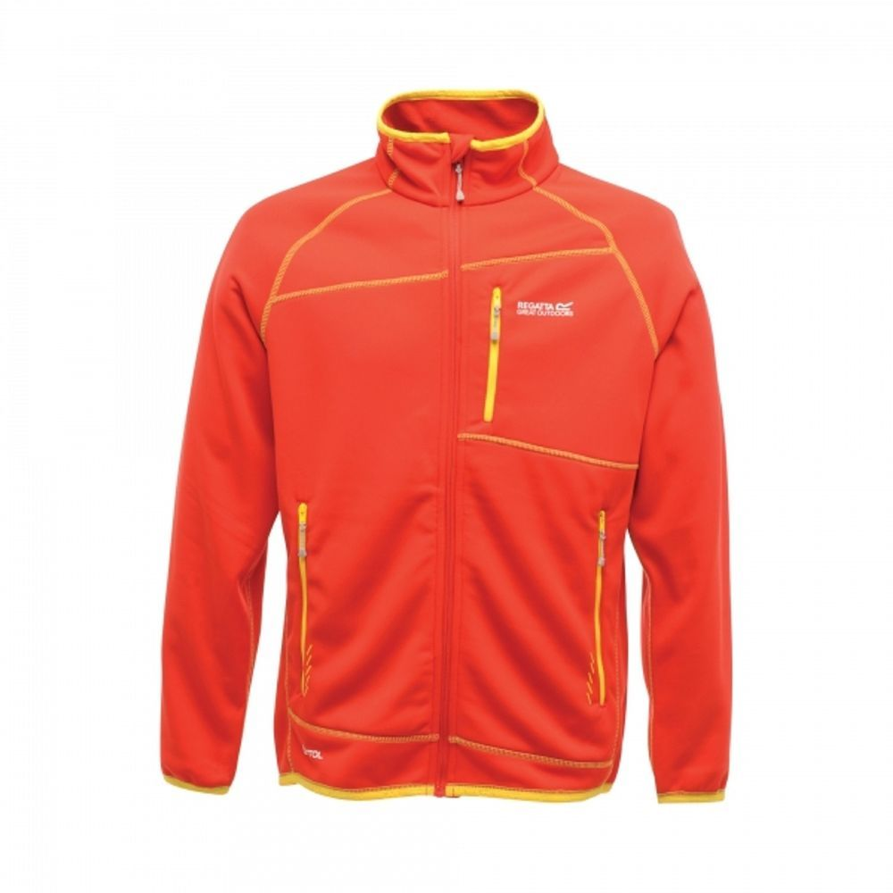 Regatta jacke orange