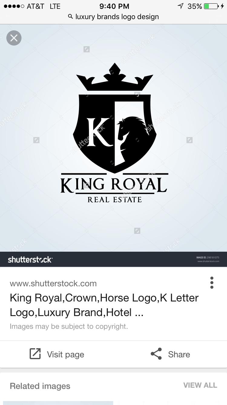 Pin by brett cayton on Luxury Logo | Pinterest | Luxury logo and Logos