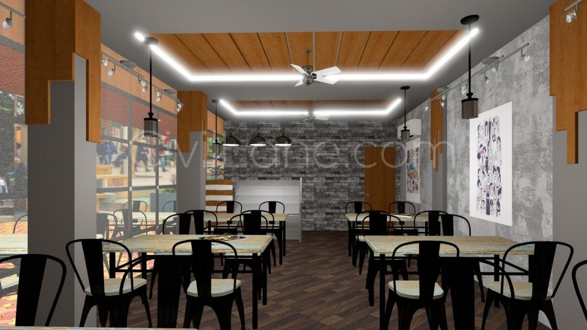Bakery Shop Interior Theme Service Design Design Bakery Shop Interior