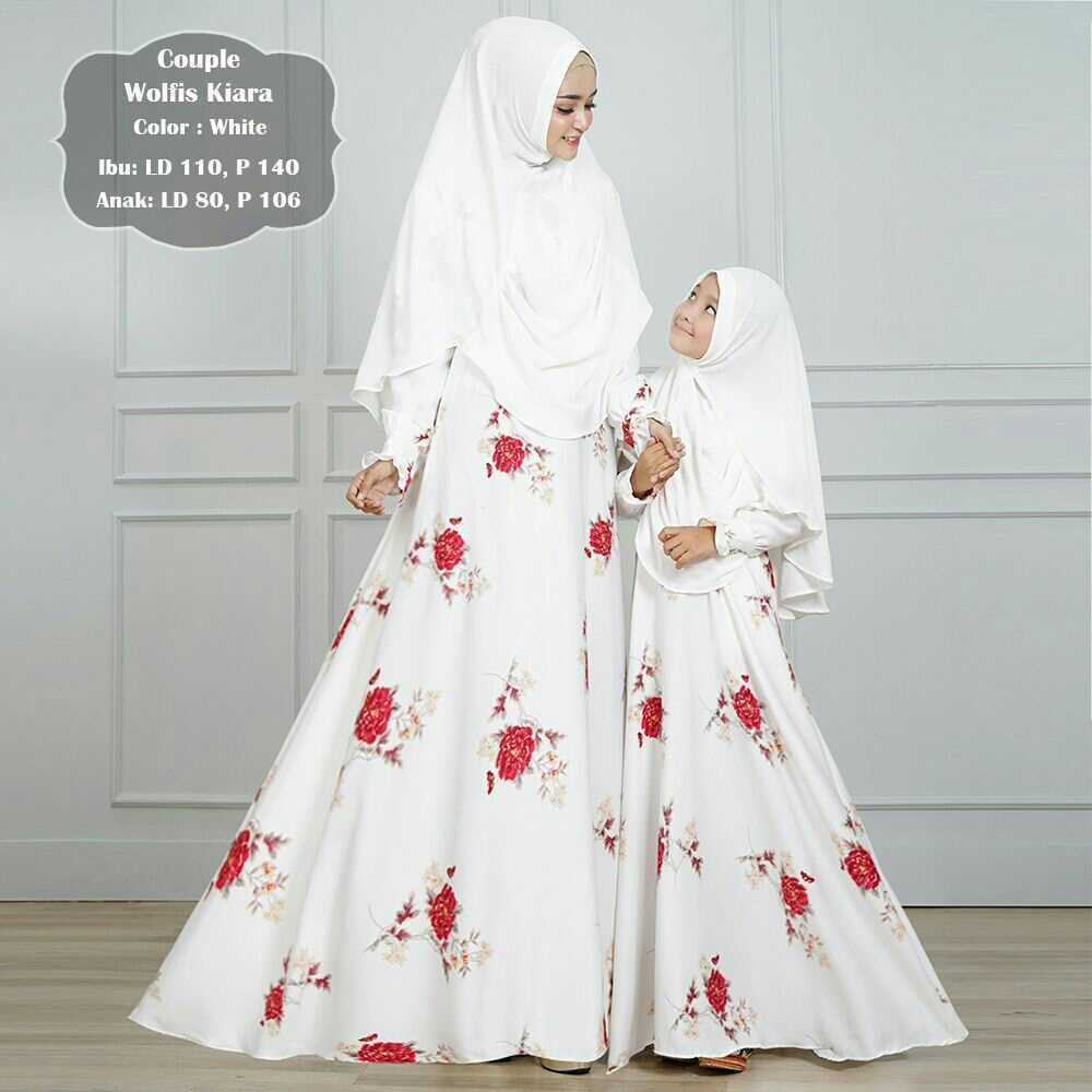 Baju Muslim Ibu Ibu