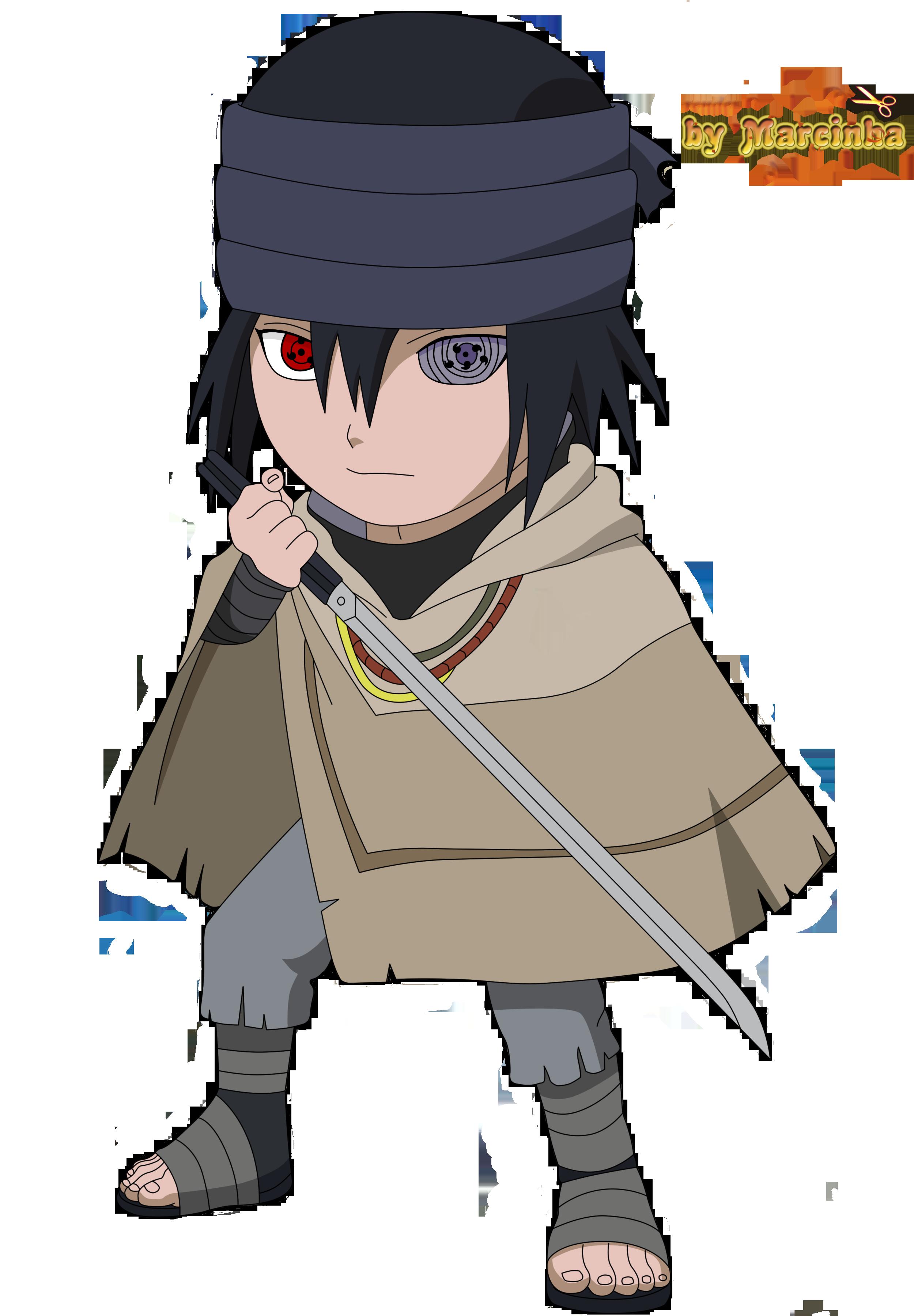 Chibi Sasuke The Last By Marcinha20 Deviantart Com On