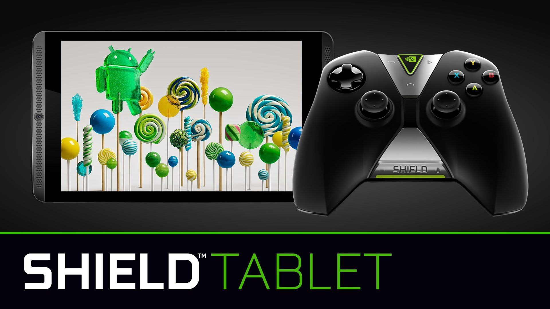 NVIDIA SHIELD tablet now with Android 5 0 Lollipop and more | Cool