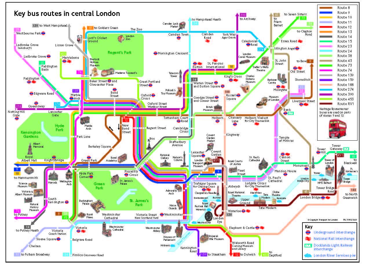 London City Bus Map.Pin By Michele Tkacova On London Map London Bus Map Bus Route Map