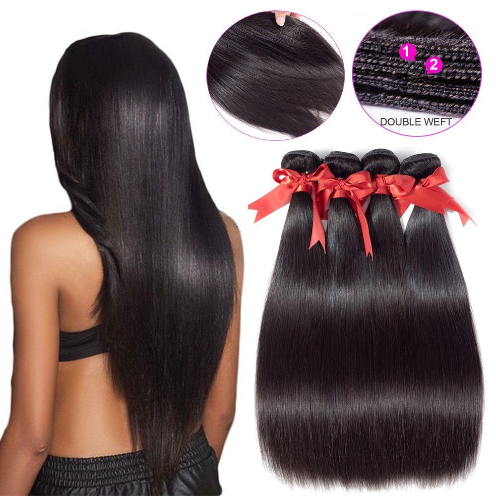 Beaudiva straight hair brazilian hair weave bundleslot b natural
