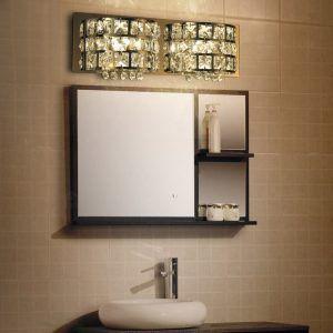 Cds Lighting Knox Bathroom Light Fixtures Chrome