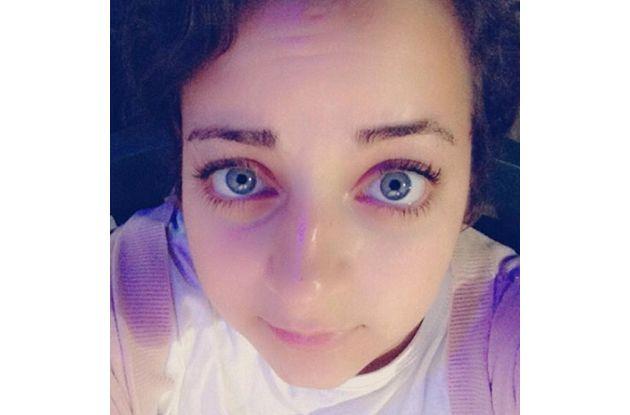 'Às vezes, mando um tuíte enqto estou chorando ou com medo, mas eu digo a mim mesma que nao devo parar' - Blue Bus
