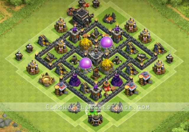 farming in clash of clans