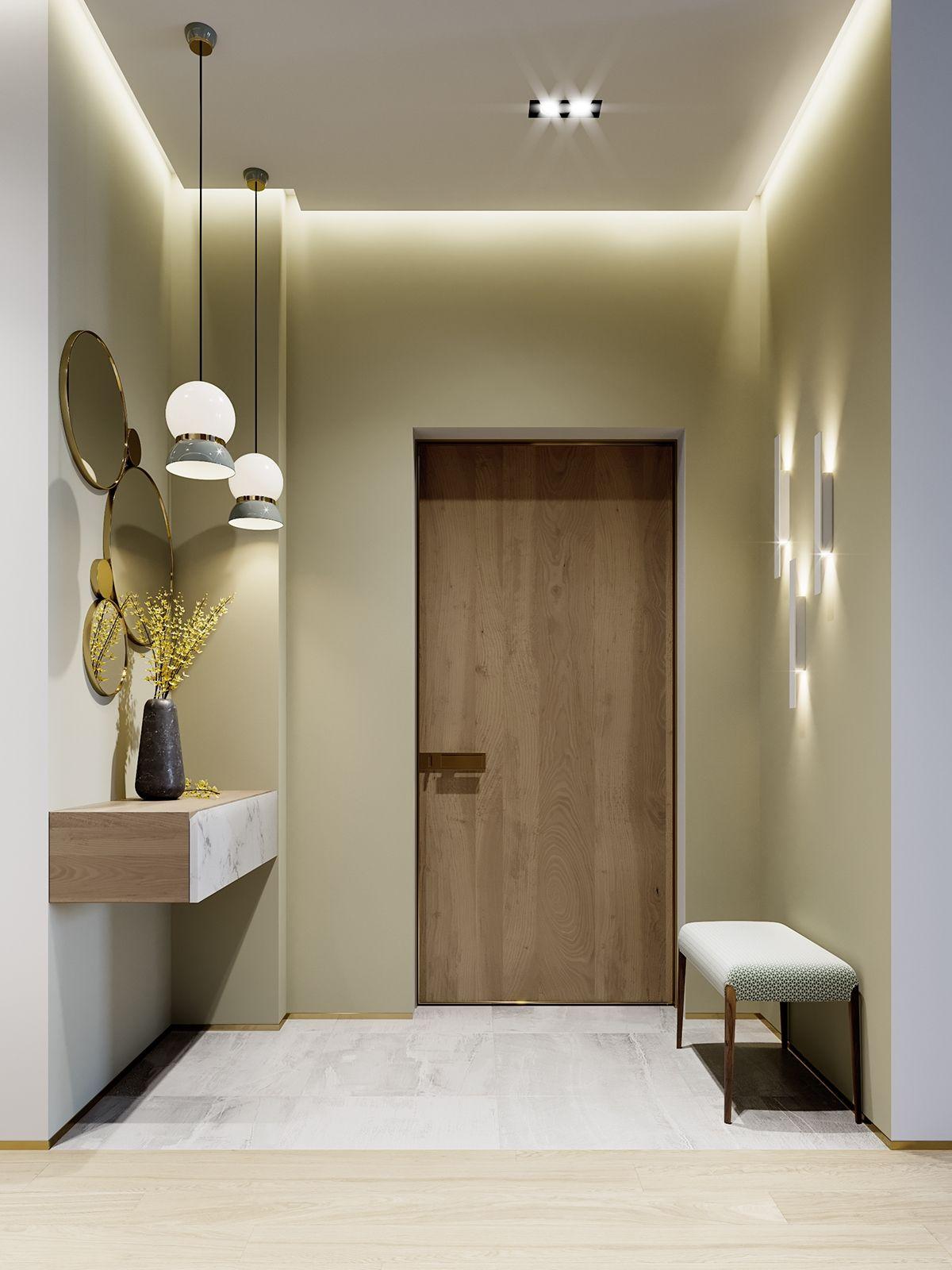 3d Interior Room Design: Design, Small Apartments