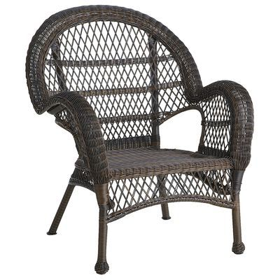 Santa Barbara Mocha Armchair With Images Patio Chairs Outdoor