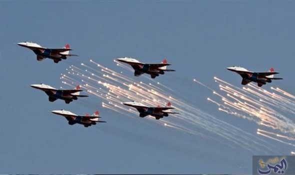 التحال ف العربي يشن غارات على مواقع للحوثيين في صنعاء Fighter Jets Warplane Ballistic Missile