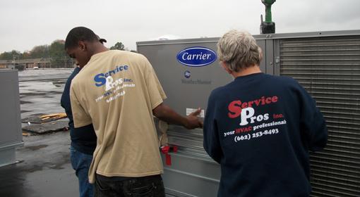 Jackson Air Conditioning Repair