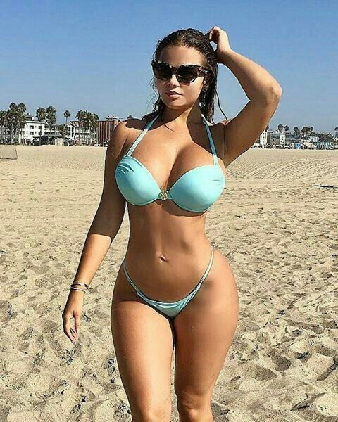 Image result for busty bikinis