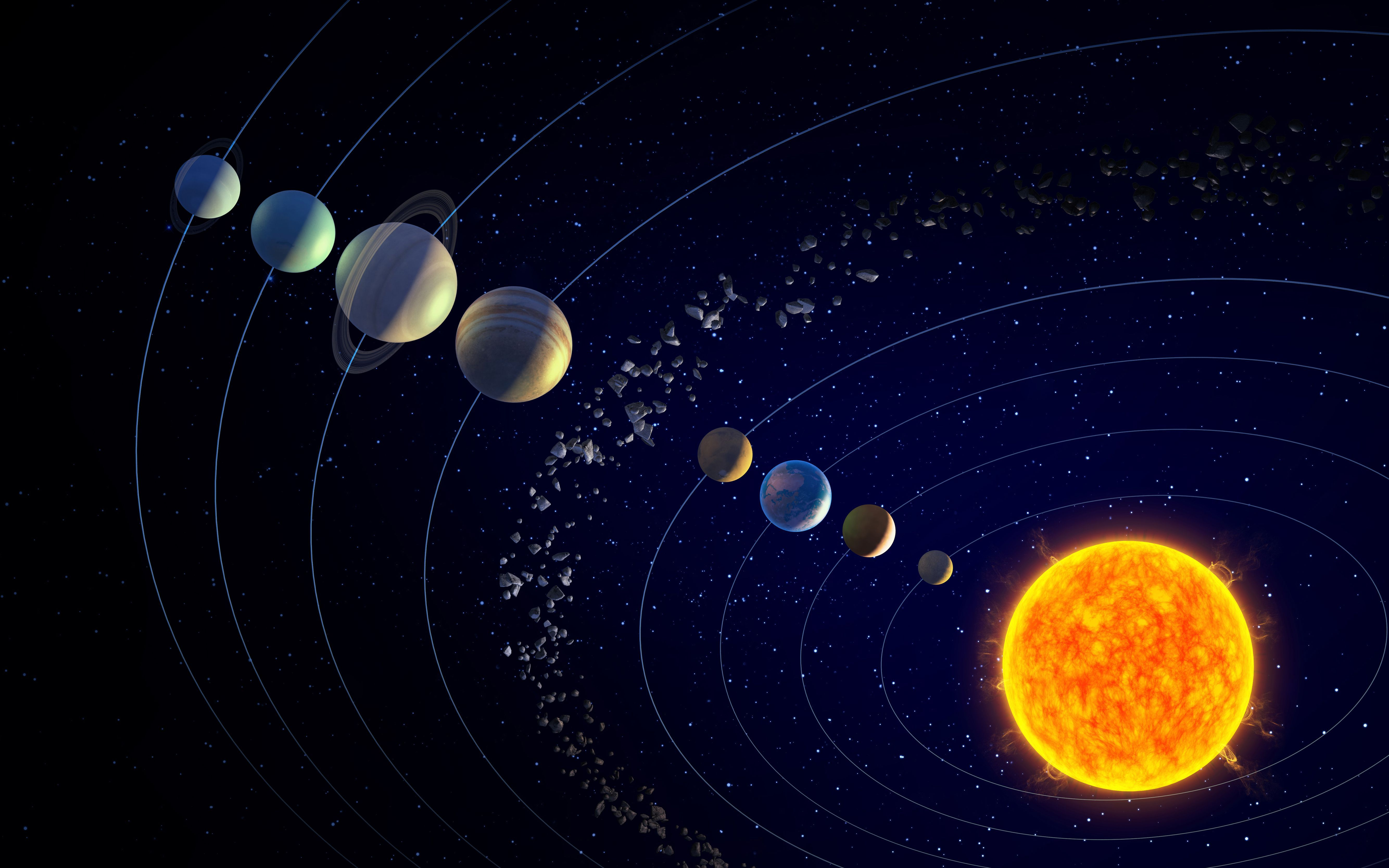 How The Ruling Planets Influence Your Zodiac Sign Planets Solar System Fine Art Prints