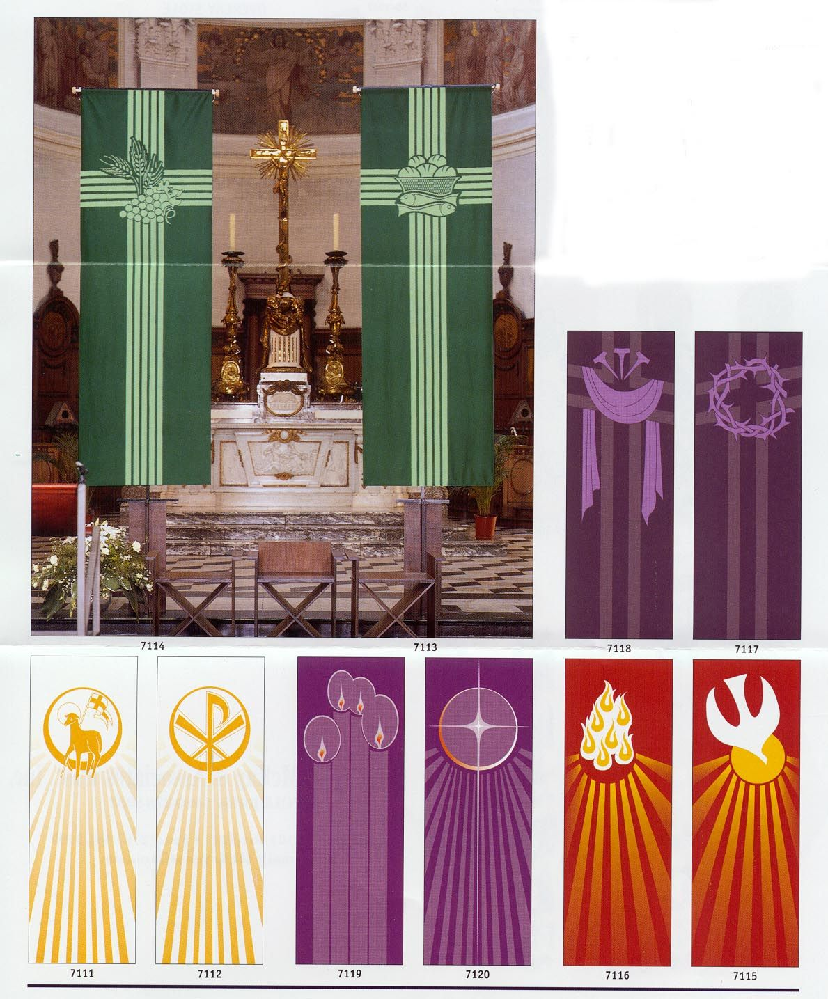 Church Banners Church Banners Tapestries Mckay Church