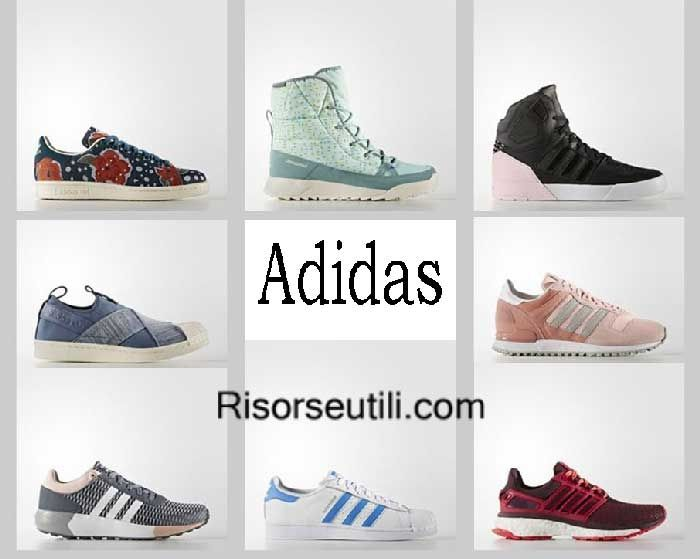 Sneakers Adidas fall winter 2016 2017 women shoes