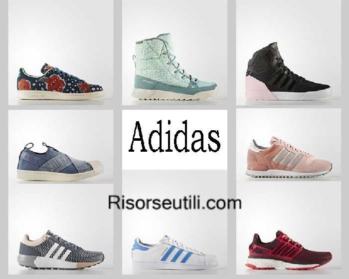 Sneakers Adidas fall winter 2016 2017 women shoes