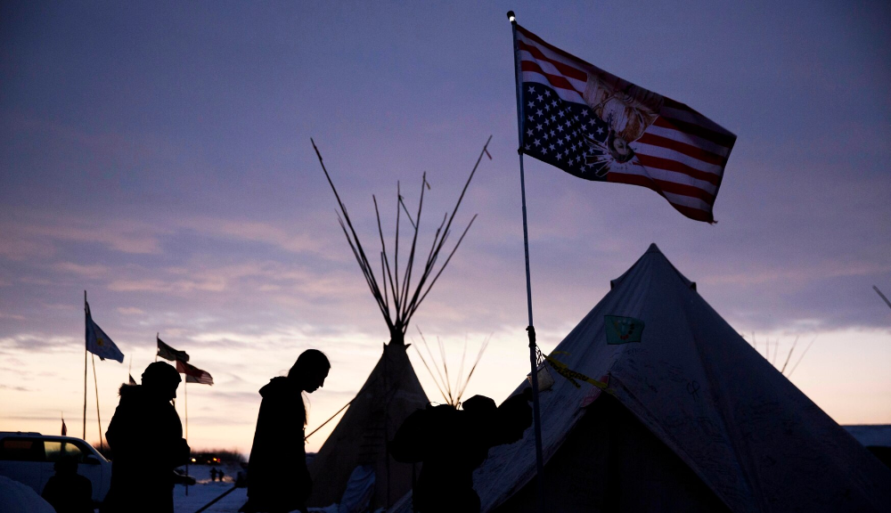 A Warrior Tradition Why Native Americans Continue Fighting For The Same Government That Tried To Wipe Them Out Standing Rock Winter Survival Native American