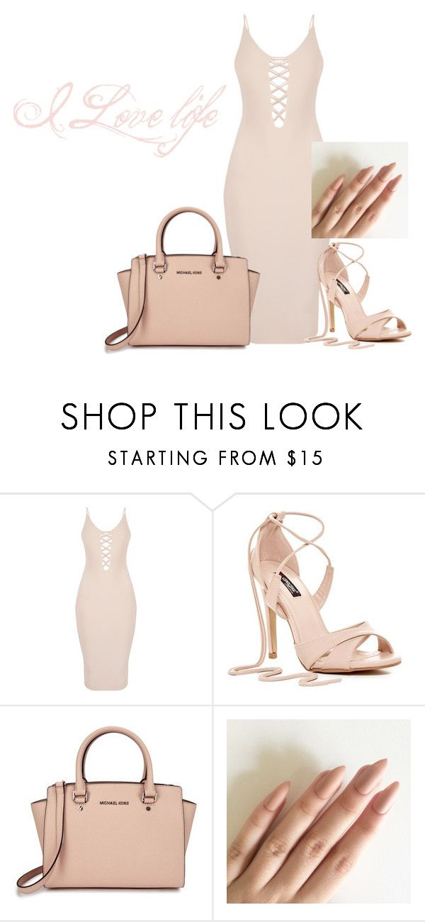 """life'"" by clara6799 on Polyvore featuring Michael Kors"