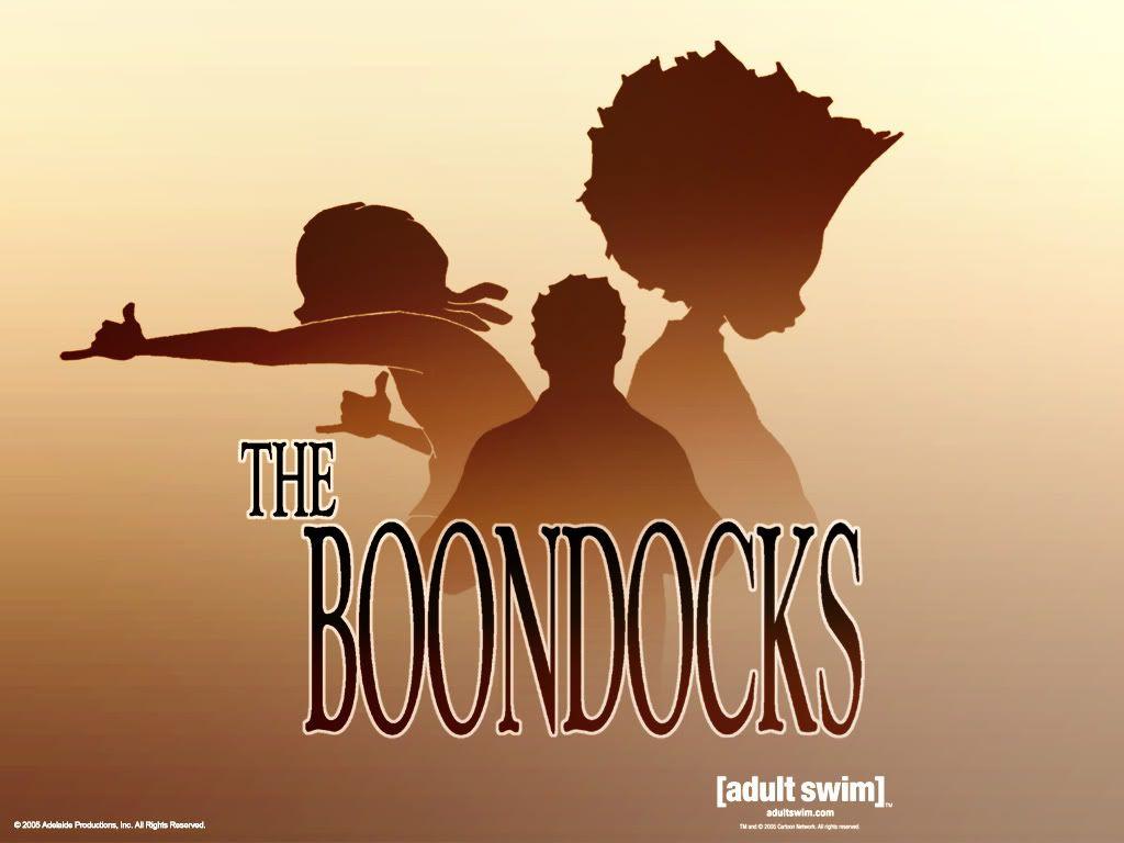 The Boondocks Boondocks Adult Swim