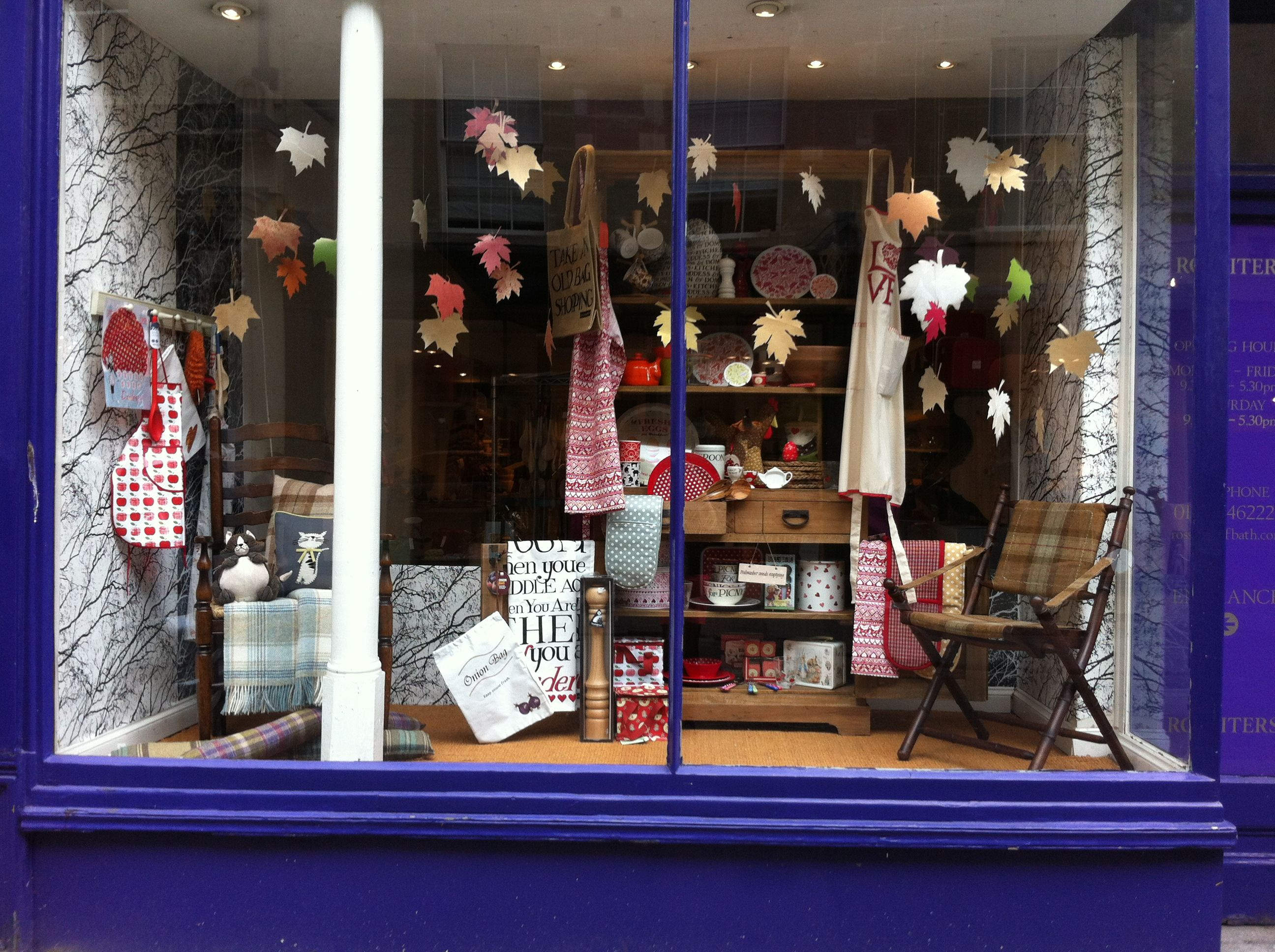 Shop Window Display Ideas