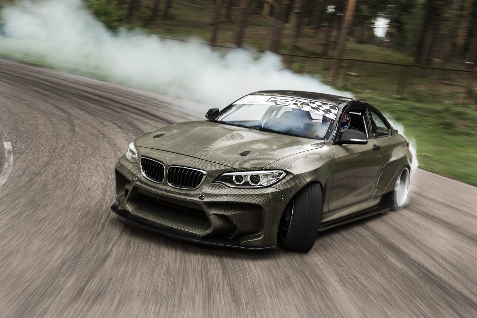Gallery The Amazing Hgk Eurofighter Bmw Drifting Cars Bmw Car