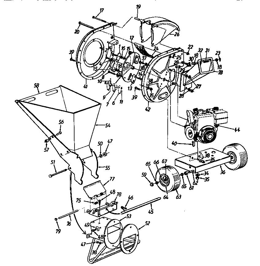 Mack Parts Diagram