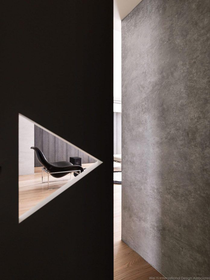 Safe Room Design: Place Where Belief Is / Safe And Happy Designed By Wei Yi