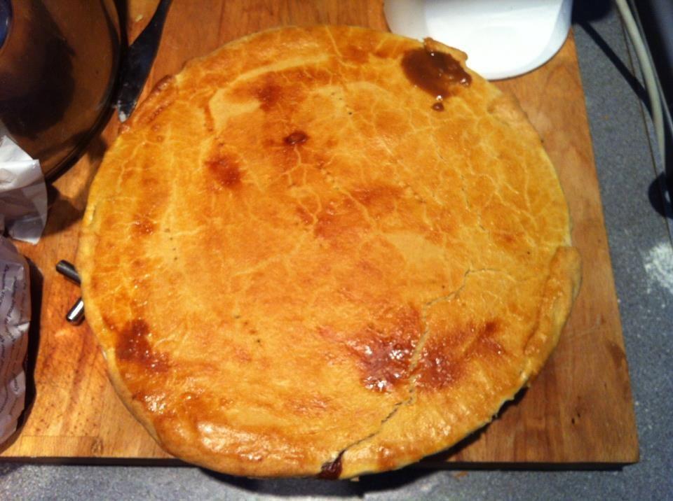 Easy steak pie @ http://allrecipes.co.uk | Steak pie, Easy ...