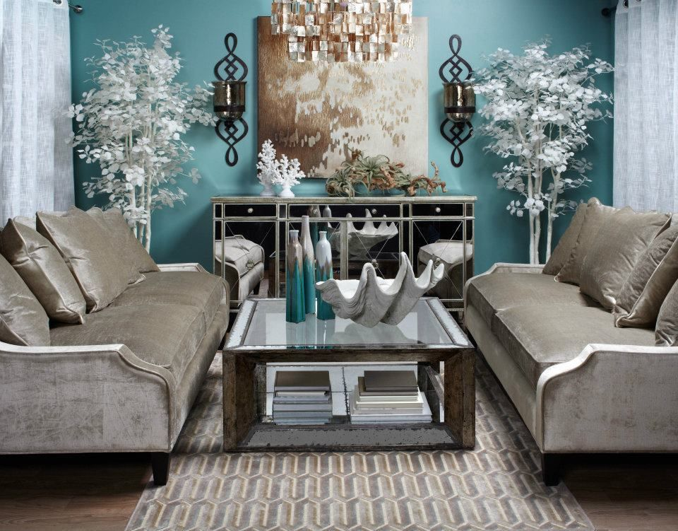 Z Gallerie - Living Room | Do not think too much | Pinterest ...