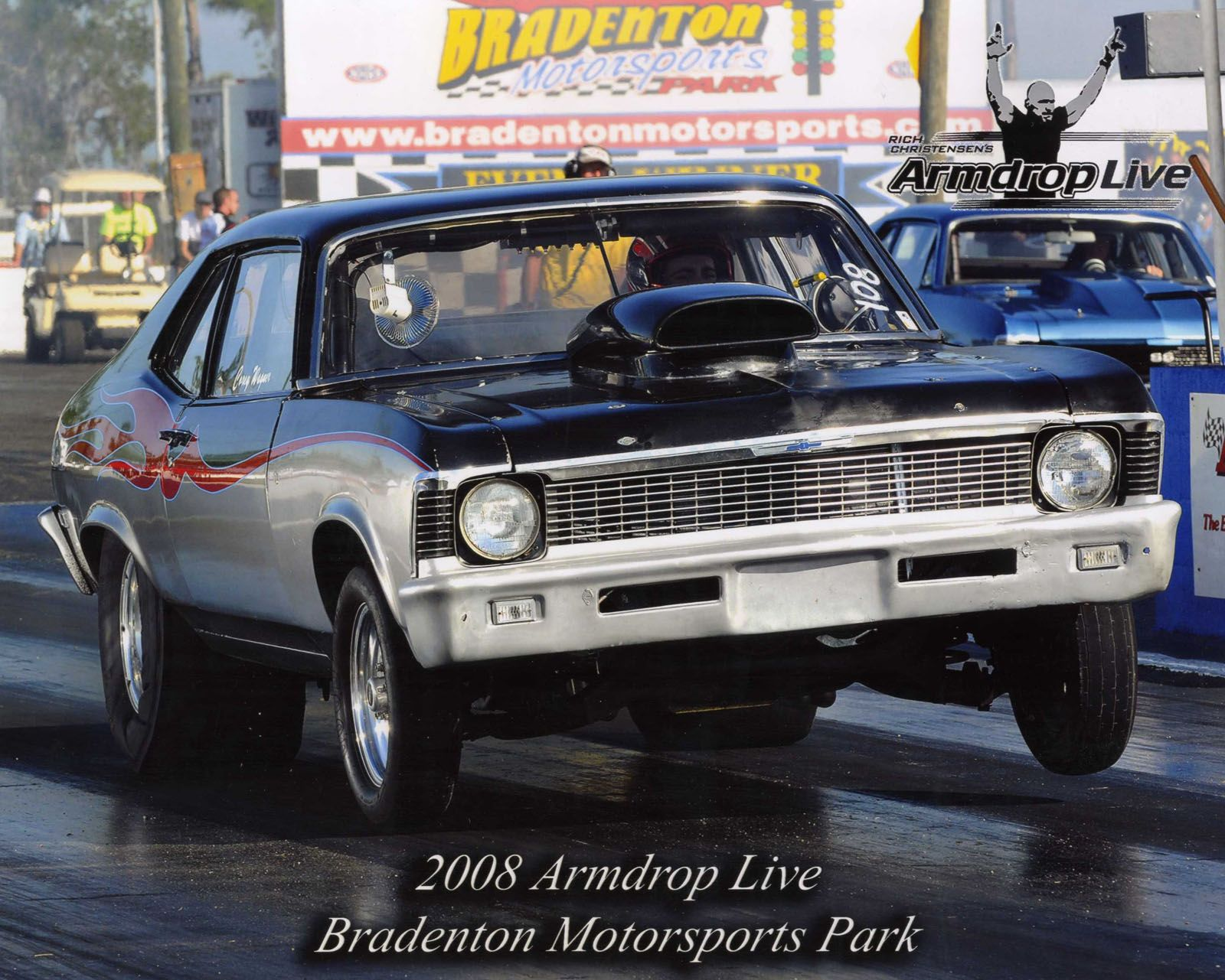S Muscle Cars Getting Twisted Nova And Trucks