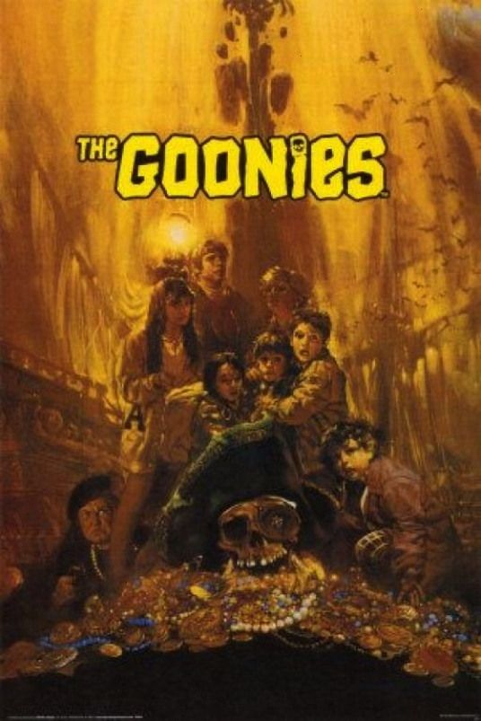Goonies Movie PosterThe Goonies Movie Poster THE SECRET LIFE OF PETS 2 is the perfect movie for the whole family Get the Exclusive Limited Edition Gift set only at Walmar...