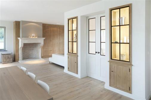 Love this look! bourgondisch kruis realisations living room