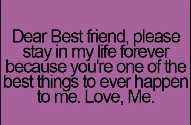Dear Bff That Is One Of The Best Quotes That Means What I Feel Friends Quotes Bff Quotes Best Friend Quotes