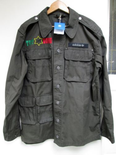 best sneakers 247b5 5948c reggae!!Adidas Originals Bob Marley Jacket for sale on ebay! Visit  http