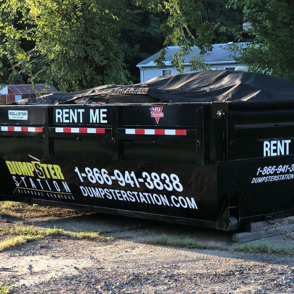 15 Yard Dumpster Rental Call 1 866 941 3838 In 2020 Dumpster Dumpster Rental Trash Collection