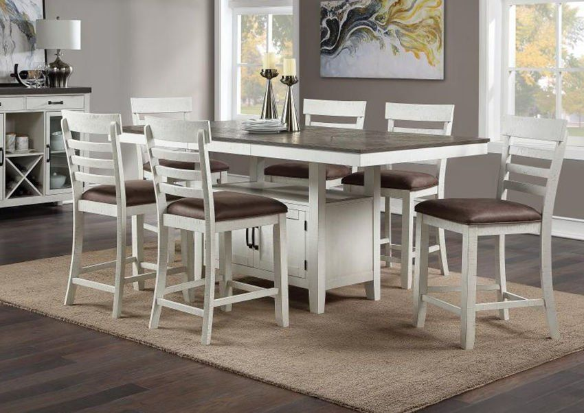 Counter Height Dining Table Set, Counter Height Kitchen Table And Chairs Set