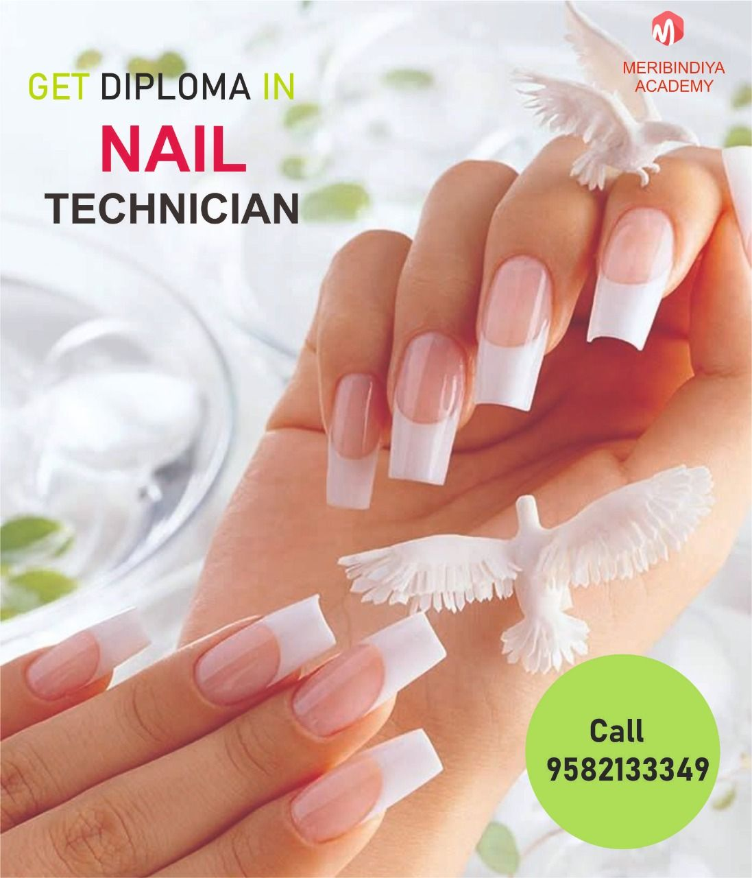 Want to A Successful Nail Technician! in 2020