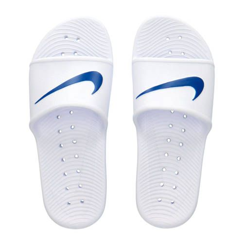 Nike Kawa Shower douche slippers witzwart in 2019 Nike