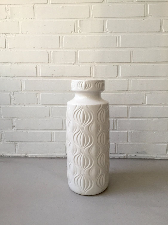 Vintage vase xl german pottery bay mid century keramik vintage vase xl german pottery bay mid century keramik scheurich floridaeventfo Image collections