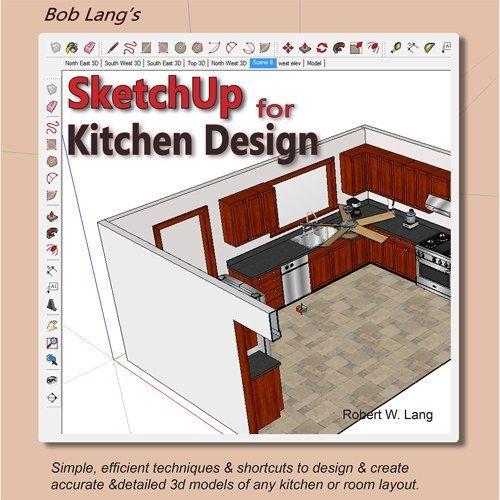 Bob Lang S Sketchup For Kitchen Design Newmodelkitchendesign Interior Design Sketches Kitchen Design Design