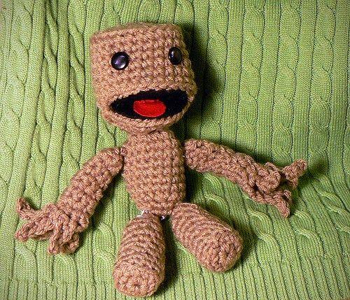 Crochet your own Little Big Planet sackboy | Wolle | Pinterest ...